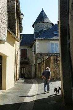 #donzenac #villageetape #correze #limousin #chienenpromenade #chien