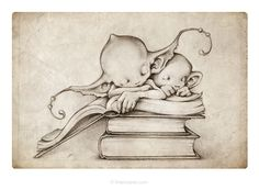 Rainy days were made for curling up in a good book by thePicSees on deviantART