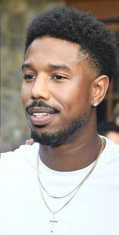 Mike at many rivers to cross fest💫 Fine Black Men, Gorgeous Black Men, Fine Men, Beautiful Men, Black Men Haircuts, Black Men Hairstyles, Afro Hairstyles, Natural Hairstyles, Michael Bakari Jordan