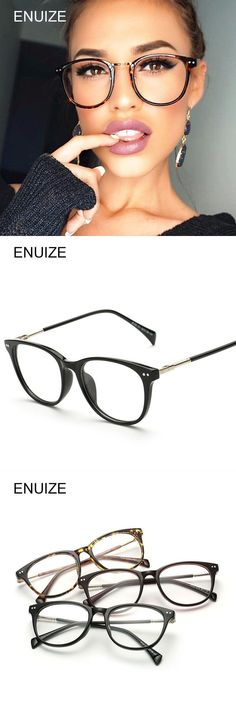 d7e252be248c Classic optical glasses frame myopia plain eyeglasses clear lens eye  glasses frames for women prescription eyewear
