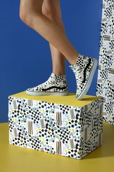 Vans x Eley Kishimoto ready-to-wear Living Art collection