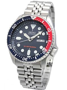 Seiko SKX009K2 dive watch  This is going to be my next watch, once I decide to expand my collection again