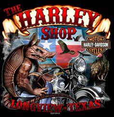 Men 39 s harley davidson motorcycles desperado mcallen texas for Tattoo shops in mcallen