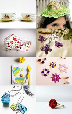 the spring  by Daniela Giovani on Etsy--Pinned with TreasuryPin.com