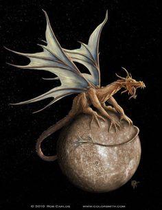 Mercury Dragon - rob carlos
