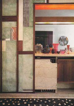 CARLO SCARPA, Bellotto House, Venezia Italy, 1944-1946