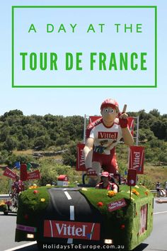 A day at the Tour de France