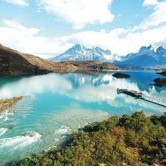 Torres del Paine  Chile #patagonia #patagoniachilena #chileno #chile_greatshots #chi #southamerica #sur_america #sudamerica #americadelsur #scenery #awesomescenery #naturalbeauty #viaje #viajando #traveling #travelchile #conociendo #south #latinoamerica #adventure #paisajesincreibles #nubes #paz #hermoso #cieloazul #chile #lovechile #chilelindo #latinamerica #backpacking by sur_america