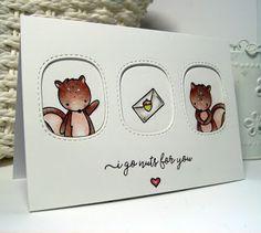 Scrapcolour: I go nuts for you...