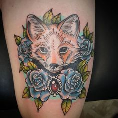 Fox Tattoo Meaning and Designs Ideas (2019)