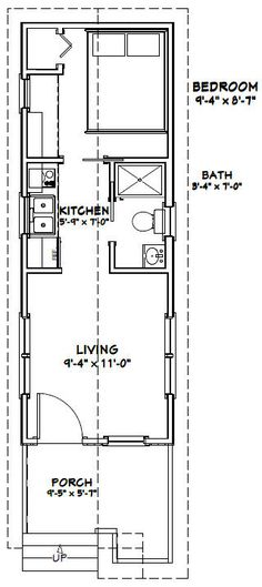 12 x 24 cabin floor plans google search cabin coolness for 14x24 cabin plans