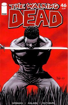 "The Walking Dead 046 Vol. 8 ""Made To Suffer"" #TheWalkingDead #comic #comics #Free #amc"