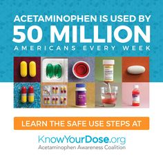 Acetaminophen is the most common drug ingredient in  America—have you checked to see if it's in your medicines?  Consult this list to start: http://bit.ly/comm-meds