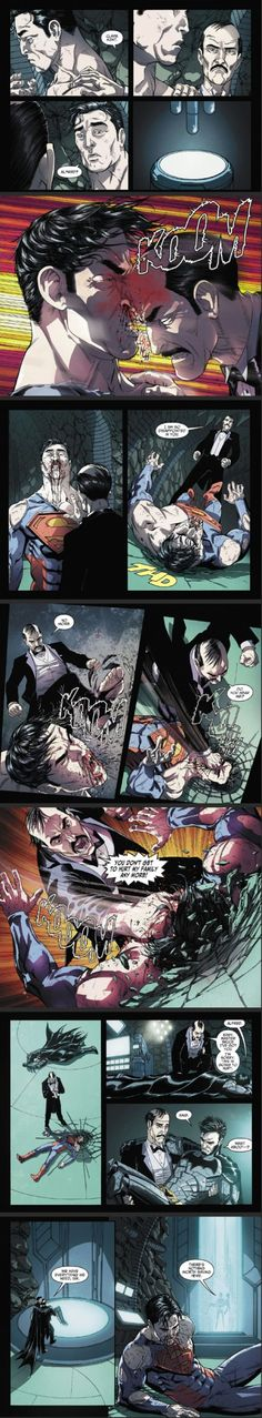 It's so rare for me to see Alfred so violently badass