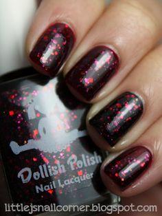 Dollish Polish - Vampires Coven
