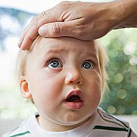 Is It an Emergency? 5 Baby Health Scares: Fevers, Falls, Allergic Reactions - what to do and when to call the doctor.