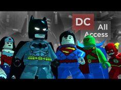 LEGO Batman 3 Official Gameplay + Constantine (DCAA 215)