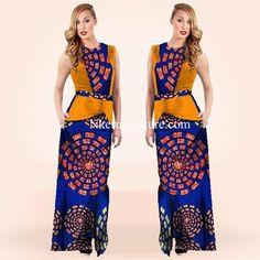 African Dresses – Nkeru Couture