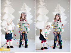great idea for next year's xmas shoots!