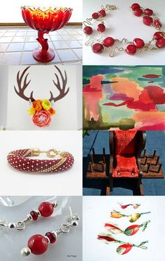 The colours of fire... by Athiss on Etsy--Pinned with TreasuryPin.com