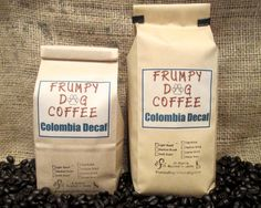 Colombian Decaf Coffee, Swiss Water Decaffeinated Coffee, Roasted Coffee, Single Origin Coffee, Decaf Coffee