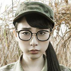 Atsuko, singer of Japanese idol idolcore group BiSH Brand-new Idol Shit