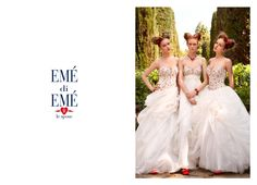 アトリエアイメの究極ライン*『Emè di Emè le Spose』のドレスが可愛すぎ♡にて紹介している画像
