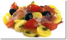 Italienischer Kartoffel Salat
