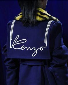 Kenzo Fall 2016