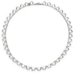 CA&LOU Debutante Crystal Necklace