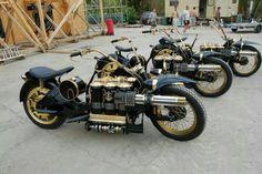 The Nutcracker 3D ratbikes