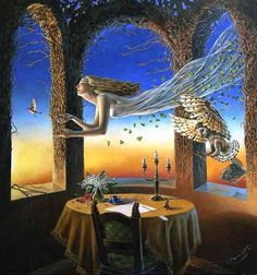 Sense of the Night - Michael Cheval