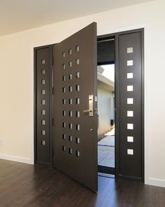 10+ Minimalist Home Door Design Ideas And Inspiration - Interior Design Inspirations