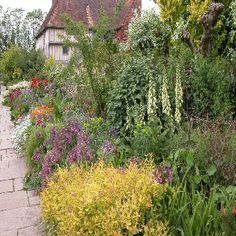 My perfect cottage garden