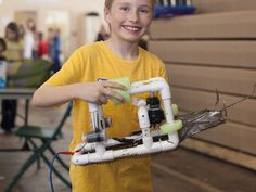 How to build a ROV — Utah Underwater Robotics Arduino, Bushcraft, Electronics Mini Projects, Underwater Drone, Model Ship Building, Reloading Ammo, Pvc Pipe Projects, Raspberry Pi Projects, Robot Design