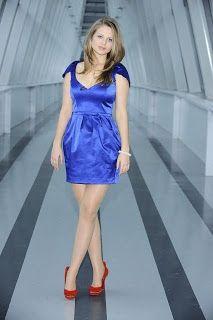 ANNA KARCZMARCZYK Joanna Krupa, Fishnet, Overall Shorts, Overalls, High Heels, Stockings, Summer Dresses, Sexy, Women