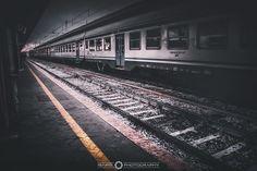 Verona - Italy Train Station