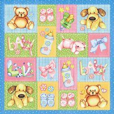 imagenes baby shower para imprimir   baby con animalitos en dibujo animalitos…