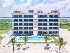 Featuring large three-bedroom beach condos located just outside Merida, Yucatán. Price from only 169,900 USD for over 1600 ft.² of living space. High-quality details and finishes. Yucatan Beach Property. #mexico #design #playadelcarmen #luxuryrealestate #business #rivieramaya #puertovallarta #househunters #yycre #huatulco #cabosanlucas #meridayucatanmexico #puertomorelos #yxerealestate #yvrrealestate #yycrealestate #yyzrealestate #realestate #yucatan #cancun #meridayucatan #akumal… Beach Village, Ocean Front Property, Living In Mexico, Bedroom Beach, Beach Properties, Rooftop Terrace, Beach Condo, Us Beaches, Cabo San Lucas