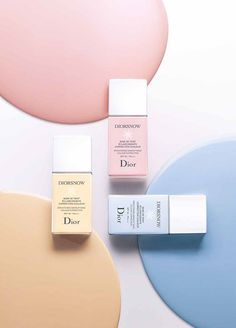 Dior Cosmetic Display, Cosmetic Design, Cosmetic Packaging, Beauty Packaging, Perfume, Beauty Care, Beauty Makeup, Beauty Photography, Product Photography