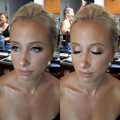 "GLAM IN VAN BEAUTY on Instagram: ""Glowy goals ✨ Hair & makeup by Sima 🙌🏻"""
