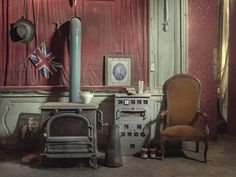 andre govia | Vicious Cycle | Abandoned mansion house