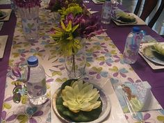 Everything Sweet: The Princess and the Frog Birthday Party Theme