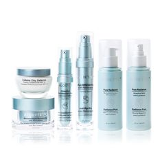 Platinum Collection Value Package Facial Treatment, Holiday Wishes, Party Makeup, Dark Circles, Good Skin, How To Introduce Yourself, Cleanser, Packaging, Skin Care
