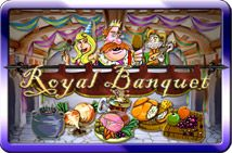 Royal Banquet    King Eric Eat-a-lot invites you to enjoy the food, fun and delights of the medieval court!