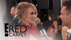 Carrie Underwood on Her Love for Country Music at 2017 Grammys | E! Live from the Red Carpet - YouTube