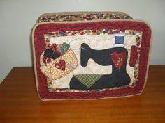 capa de máquina de costura | Maria Consuelo Montes Ribeiro Cravo | Flickr