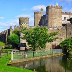 Watermouth Castle in Ilfracombe, Devon