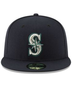 959de0a432d3e New Era Seattle Mariners 150th Anniversary 59FIFTY-fitted Cap - Blue 7 1 2