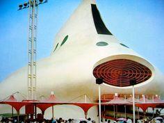 Gas Pavilon- Expo'70 大阪万博 ガスパビィリオン